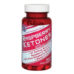 HI-TECH RASPBERRY KETONES 90 CT